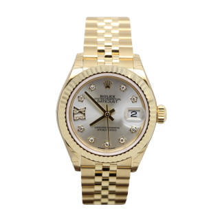 New Model Rolex Lady Datejust 28mm 279178 - The Cheshire Watch Company