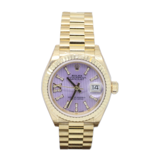 New Model Rolex Lady Datejust 279178 - The Cheshire Watch Company