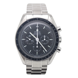Omega Speedmaster Moonwatch Chronograph £3295.00 311.30.42.30.01.005 - Cheshire Watch Company
