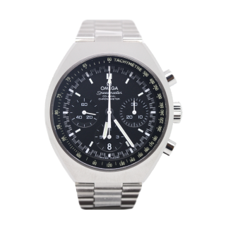 OMEGA SPEEDMASTER MARK II CO-AXIAL CHRONOGRAPH 32710435001001 - Cheshire Watch Company
