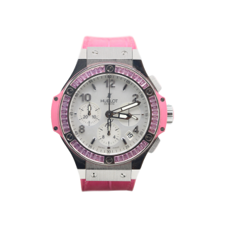 Hublot Big Bang Rose Edition Tutti Frutti Chronograph £8995.00  341.sp.6010.lr.1933