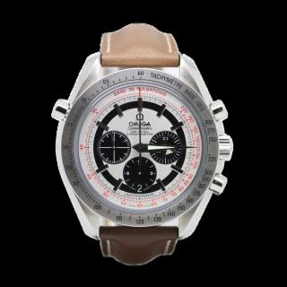 OMEGA SPEEDMASTER BROAD ARROW RATTRAPANTE CHRONOGRAPH 3882.31.37  - Cheshire Watch Company