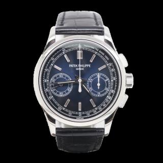 Patek Philippe chronograph 5170P platinum £69,995.00 - The Cheshire Watch Company