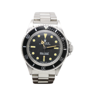 ROLEX SUBMARINER 5513  - The Cheshire Watch Company