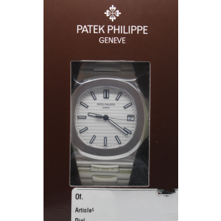 PATEK PHILIPPE STEEL NAUTILUS 5711 1A £23,495.00  - The Cheshire Watch Company