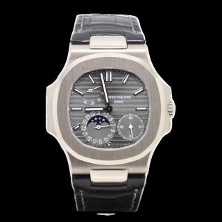Patek Philippe Nautilus 5712G  - The Cheshire Watch Company £26,495.00