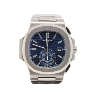 PATEK PHILIPPE NAUTILUS 5976G LIMITED EDITION ANNIVERSARY FLYBACK CHRONOGRAPH  - The Cheshire Watch Company