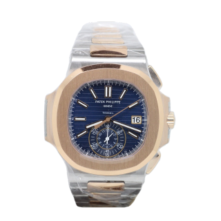 Tiffany & Co Patek Philippe Nautilus 5980AR  - The Cheshire Watch Company £59,995.00