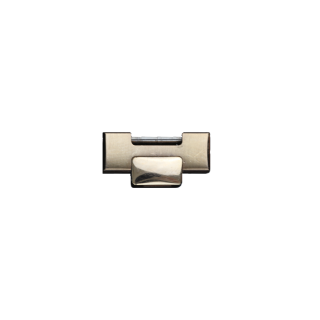 PATEK PHILIPPE NAUTILUS 5980R 18CT ROSE GOLD BRACELET SPARE LINK £349.00 - Cheshire Watch Company