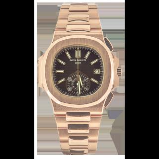 Patek Philippe Nautilus 5980R  - The Cheshire Watch Company