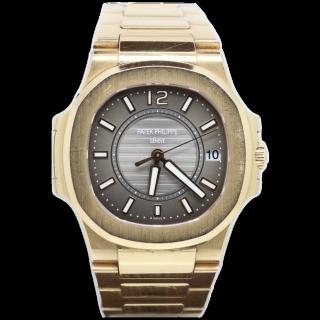 Patek Philippe Nautilus 7011R  £19,995.00 - The Cheshire Watch Company