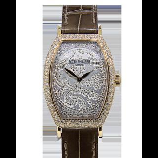 PATEK PHILIPPE LADIES DIAMOND GONDOLO 7099R £70,995.00 - The Cheshire Watch Company