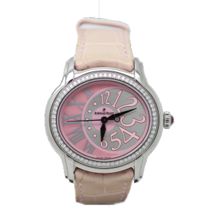 Audermars Piguet Millenary Ladies Diamonds £8495.00 77301ST.ZZ.D602CR.01 - Cheshire Watch Company