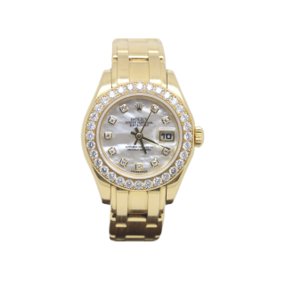 Rolex Pearlmaster 80298 18ct yellow gold £18,995.00 - The Cheshire Watch Company
