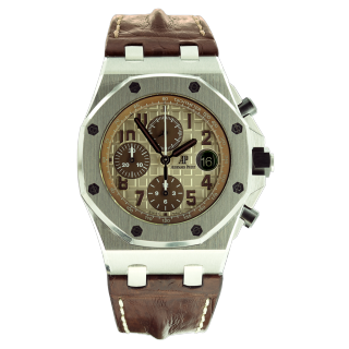 AUDEMARS PIGUET ROYAL OAK CHRONOGRAPH 26470ST.OO.A801CR.01