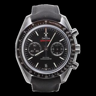 OMEGA SPEEDMASTER DARK SIDE OF THE MOON 31192445101003 £6395.00 - Cheshire Watch Company