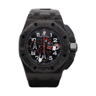 """AUDEMARS PIGUET ROYAL OAK OFFSHORE """"TEAM ALINGHI"""" LIMITED EDITON 26062.FS.OO.A002.CA.01  - Cheshire Watch Company"""