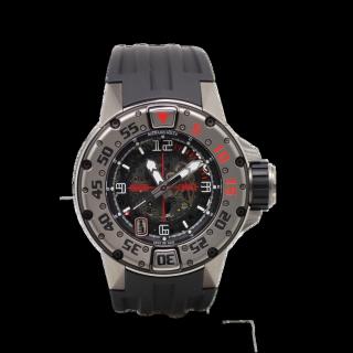 RICHARD MILLE RM 028 TITANIUM DIVER £46,000.00 -  Company Watch Company