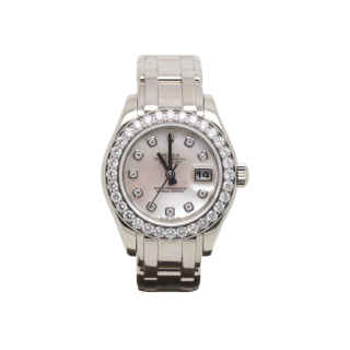 Rolex Pearlmaster 80299 18ct white gold £15,000.00 - The Cheshire Watch Company Ltd