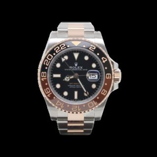 ROLEX GMT MASTER II 126711CHNR VALET £100.00