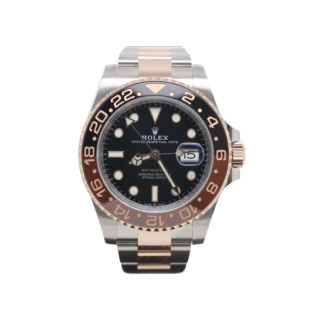 ROLEX GMT MASTER II 126711CHNR SERVICE £300.00