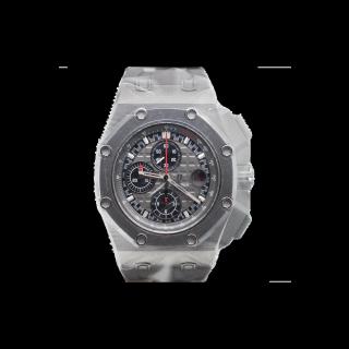 """Audemars Piguet Royal Oak Offshore Titanium """"Michael Schumacher"""" Limited Edition £POA - Cheshire Watch Company"""