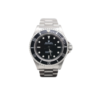 ROLEX SUBMARINER NON DATE 14060M STEEL