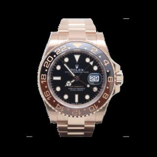 ROLEX GMT MASTER II 126715CHNR VALET £100.00