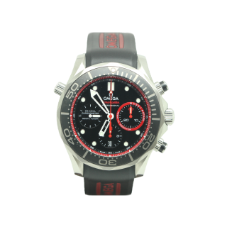 OMEGA SEAMASTER LIMITED EDITION AMERICAS CUP £3495.00