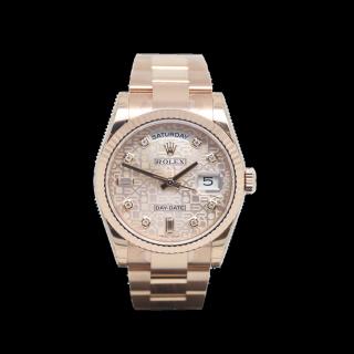 Rolex Daydate 118235 18ct Rose Gold £20,495.00