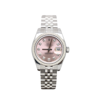 Rolex Lady Datejust 179174 £6495.00 - Cheshire Watch Company
