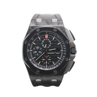 Audemars Piguet Royal Oak Offshore 44mm Carbon Fibre and Ceramic £20,000.00