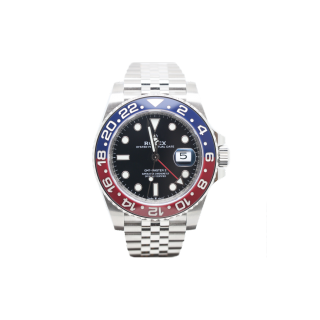 Rolex GMT Master II 126710 BLRO Steel £14,995.00  - The Cheshire Watch Company