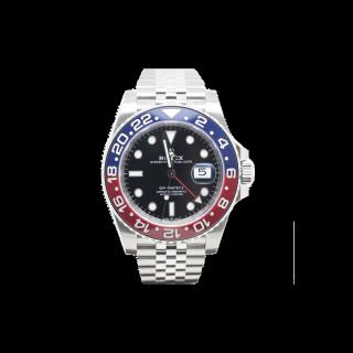 ROLEX GMT MASTER II 126710 BLRO SERVICE £300.00 - The Cheshire Watch Company