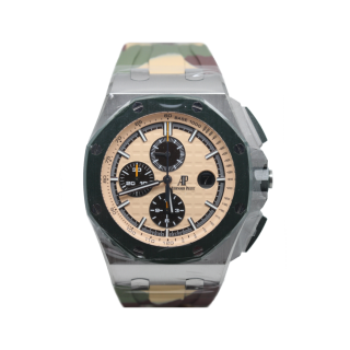 AUDEMARS PIGUET ROYAL OAK OFFSHORE 44mm CHRONOGRAPH 26400SO.OO.A054CA.01 £27,995.00 - The Cheshire Watch Company