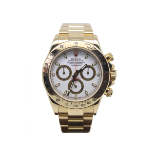 ROLEX DAYTONA 116528 18CT YELLOW GOLD CHRONOGRAPH £22,995.00