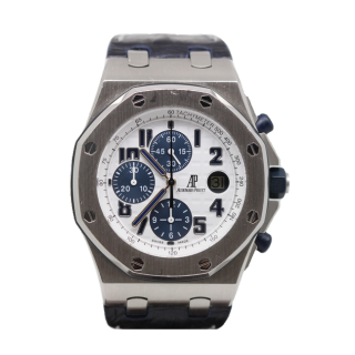 AUDEMARS PIGUET ROYAL OAK OFFSHORE NAVY THEMES CHRONOGRAPH £12,495.00