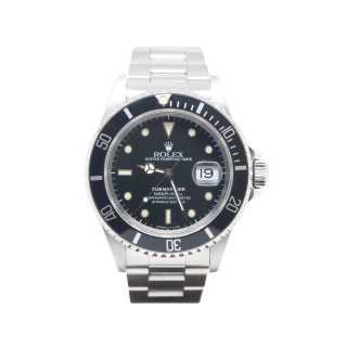 ROLEX SUBMARINER 16610 £5495.00  -  Cheshire Watch Company
