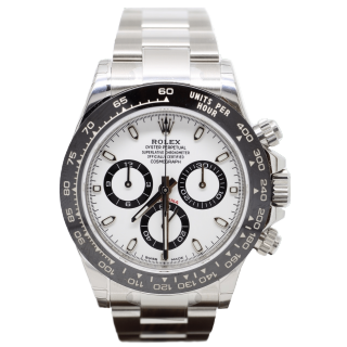 NEW MODEL ROLEX DAYTONA 116500 STEEL CHRONOGRAPH £15,000.00 - The Cheshire Watch Company