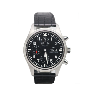 IWC Pilots Chronograph IW371701 £2995.00 - Cheshire Watch Company