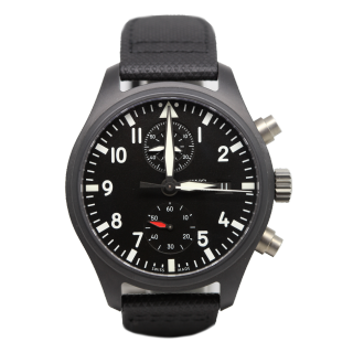 IWC PILOT WATCH TOP GUN EDITION CHRONOGRAPH IW389001 £7795.00 - Cheshire Watch Company