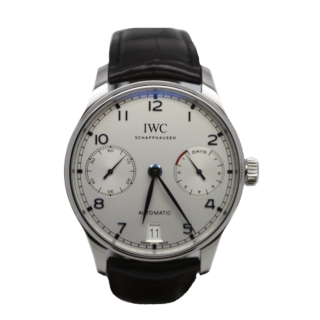IWC PORTUGUESE SEVEN DAY IW500705 £7995.00 - Cheshire Watch Company