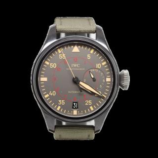 IWC BIG PILOT TOP GUN MIRAMAR IW501902 £9495.00 - Cheshire Watch Company
