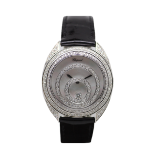 CHOPARD 18CT WHITE GOLD AND DIAMONDS £14,995.00