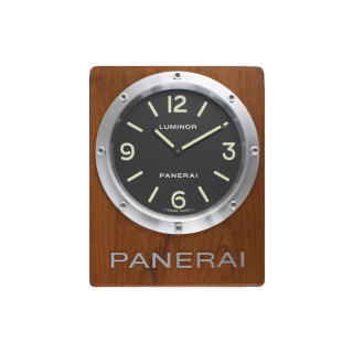 OFFICINE PANERAI LUMINOR WALL CLOCK PAM 255 £1995.00 - Cheshire Watch Company