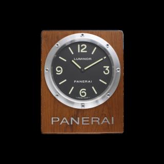 OFFICINE PANERAI LUMINOR WALL CLOCK PAM 255 £1995.00 - Cheshire Watch Company