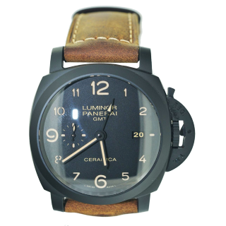 OFFICINE PANERAI LUMINOR CERAMICA GMT PAM 441 - CWC
