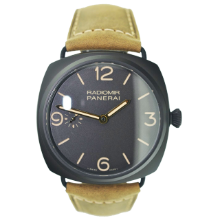 OFFICINE PANERAI RADIOMIR COMPOSITE 3 DAY PAM 504  - C W C
