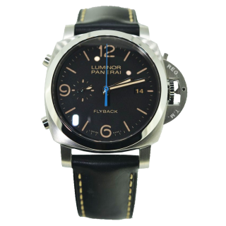 OFFICINE PANERAI LUMINOR FLYBACK CHRONOGRAPH PAM 524