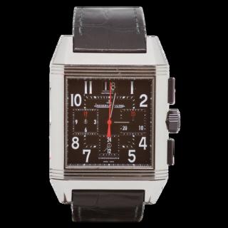 JAEGER LE COULTRE REVERSO SQUADRA WORLD CHRONOGRAPH LTD EDITION Q702T470 £8595.00  - Cheshire Watch Company